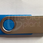 Blue Twister USB Drive