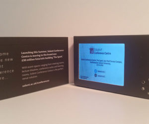 Business Card Video Brochure