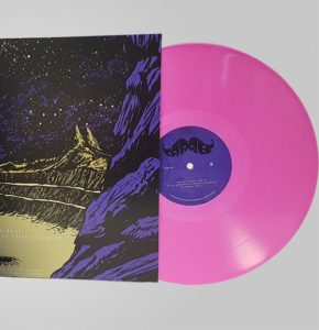 Lord Vapour Pink Vinyl Record Project